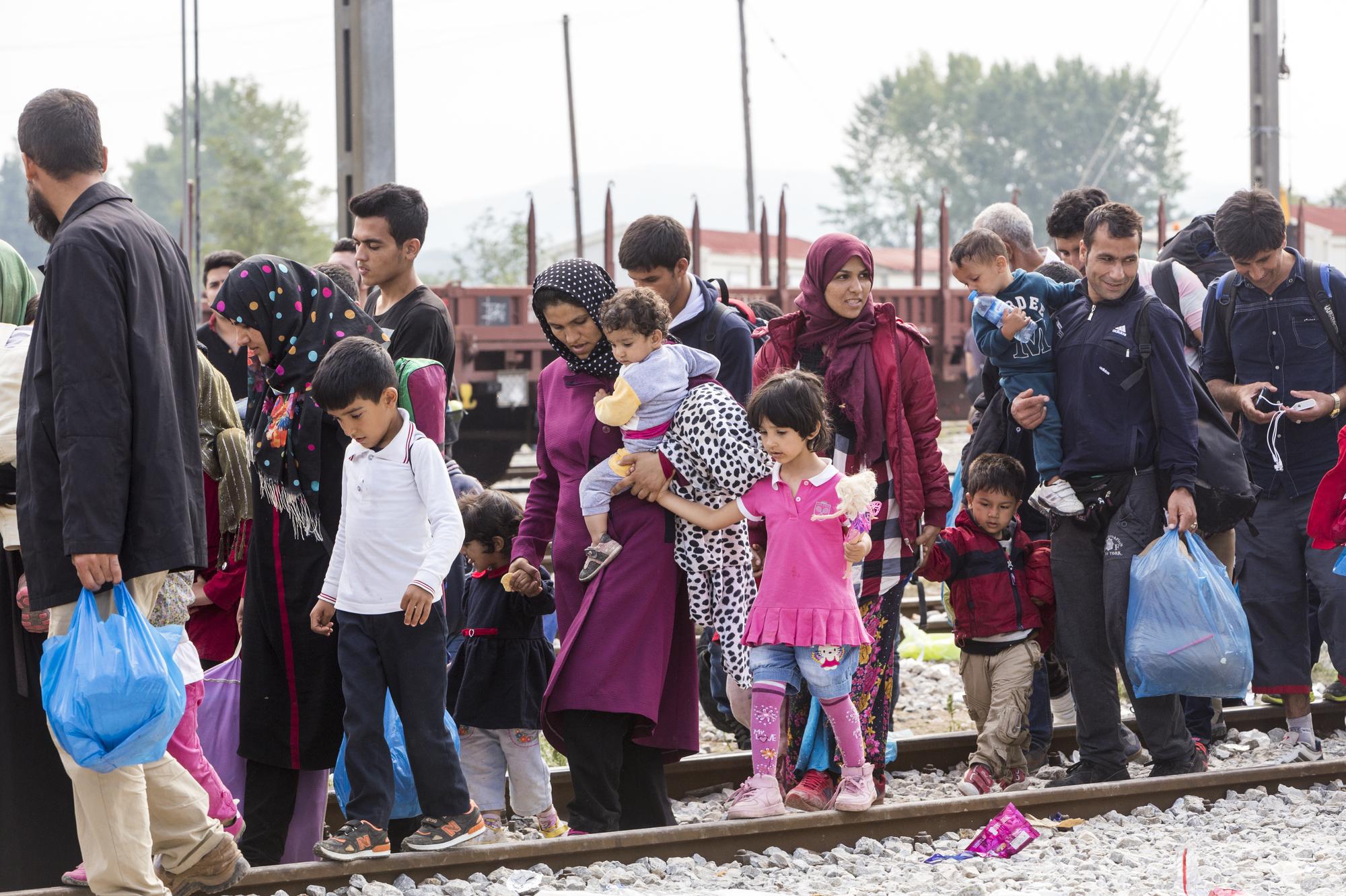 Konstantinápolyi pátriárka: segíteni kell a menekültek hazatérését