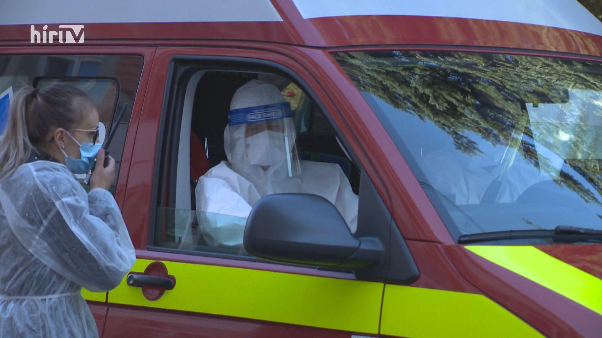 Meredeken emelkedik a járványgörbe Romániában