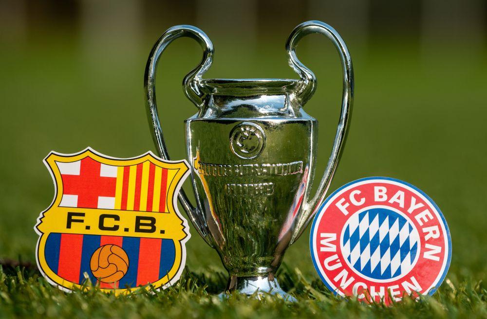 Sérülések miatt megtizedelt Barcelona fogadja a Bayernt